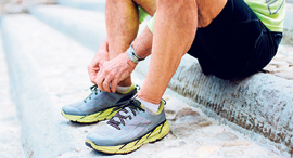 פנאי נעלי ריצה, צילום: Getty Images