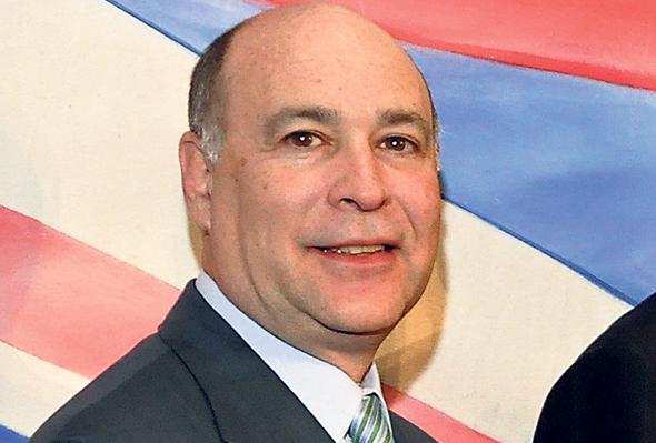 נשיא בלאקרוק רוב קפוטו. מציע להשקיע בתשתיות בישראל, צילום: ויקיפדיה