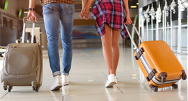 מזוודות שדה תעופה סודות החופשה, צילום: שאטרסטוק