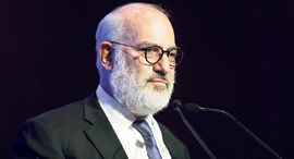 אדוארדו אלשטיין בעל השליטה ב אי די בי, צילום: אוראל כהן
