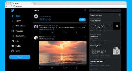 עיצוב טוויטר החדש, צילומי מסך: מטוויטר