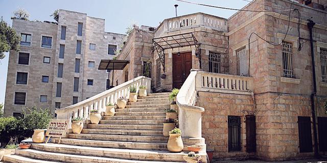למכירה: קומת מגורים בווילה אמין ג'מאל בירושלים, יד שנייה משופט