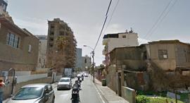 """רחוב הירקון ת""""א, מקור: גוגל סטריט ויו"""