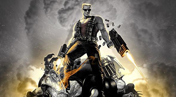 Duke Nukem 3D. הביא את הז