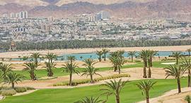 מגרש גולף ב עקבה ירדן, צילום: ayla
