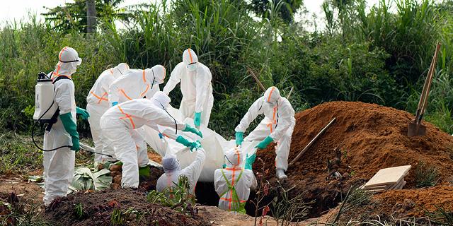 """החלטה דרמטית של ארגון הבריאות העולמי: האבולה הפכה למצב חירום בינ""""ל"""