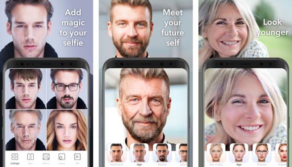 אפליקציית FaceApp