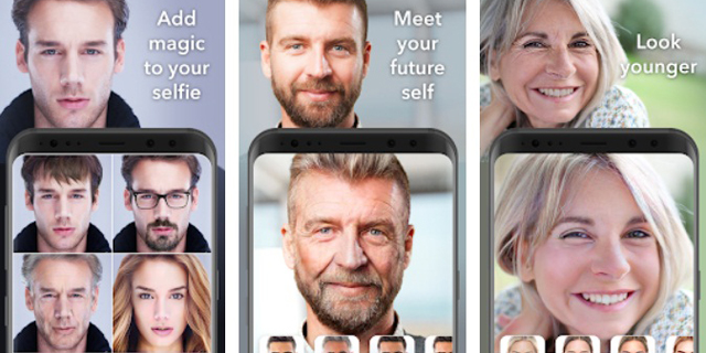FaceApp מזיקה ברובה, כך קובע ה-FBI, צילום: צילום מסך מתוך חנות גוגל Play