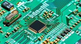 A silicon chip (illustration). Photo: Shutterstock