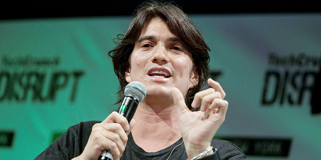 WeWork CEO Adam Neumann Begins Talks About his Role, Report Says