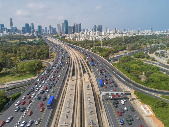Israel's Ayalon Highway. Photo: Ayalon Highways