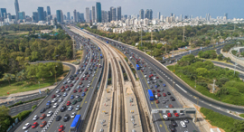 Israel's Ayalon Highway. Photo: Ayalon Highways