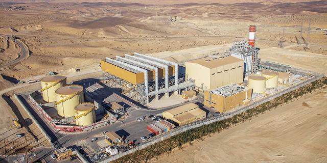 ניצחון לאו.פי.סי אנרגיה: תחנת הכוח רותם זכתה בבוררות נגד מאגר תמר