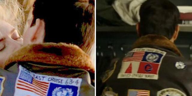 """מאבריק נכנע לסינים: דגלי טיוואן ויפן הוסרו מהמעיל של טום קרוז בסרט ההמשך ל""""טופ גאן"""""""
