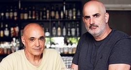 יוסי בוזנח ואלעד דור, צילום: עמית שעל