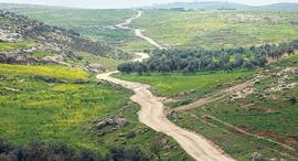 דרום הר חברון, צילום: אוהד צויגנברג