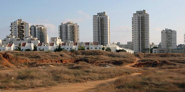 """אושרה תוכנית המתאר של גבעת שמואל: 5,600 יח""""ד וכמיליון מ""""ר לתעסוקה ומסחר"""