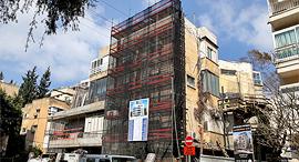 """פרויקט תמ""""א 38 בתל אביב זירת הנדלן, צילום: אוראל כהן"""