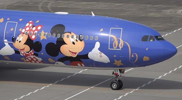 מטוס של דיסני