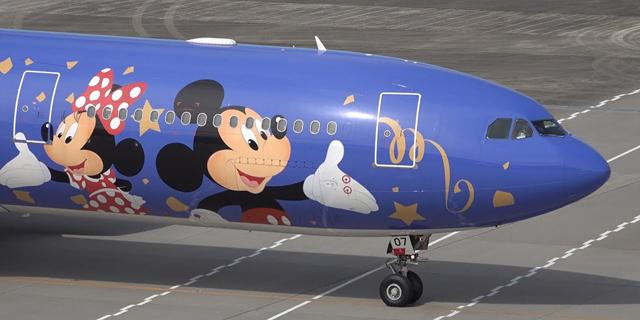 אחרי הפארקים, המלונות  ואניות הקרוז - דיסני משיקה חברת תעופה משלה