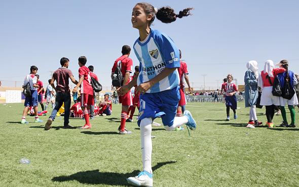 משחקים כדורגל. הליך הכשרה ארוך