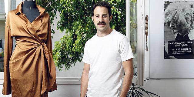 """המעצב גולן טאוב: """"הבנתי שאופנה זה עסק"""""""