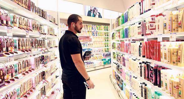 סניף רשת Be. החנות החדשה תחסוך בהוצאות שכר של רוקחים, צילום: אוראל כהן