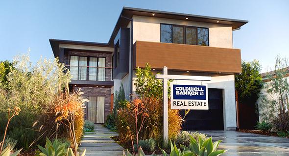 """בית למכירה בארה""""ב. בתים רבים עומדים ריקים ומחייבים את הבעלים בהוצאות גבוהות  , צילום: Coldwell Banker"""