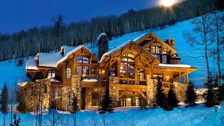 """בית קיט בקולורדו, ארה""""ב , צילום: Inspirato"""