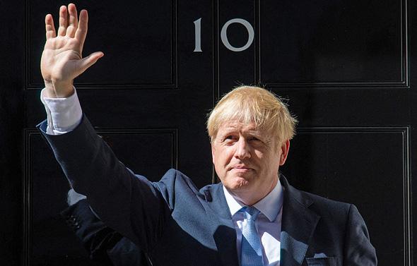 בוריס ג'ונסון, ראש ממשלת בריטניה החדש