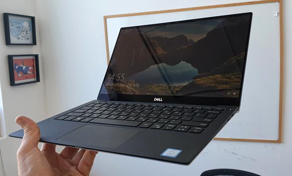 נעים להכיר: Dell XPS 13 9380, צילום: ניצן סדן
