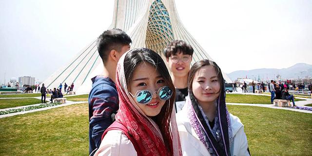 איראן מחזרת אחרי התיירים הסינים, האם הם יבואו?