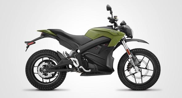 אופנוע חשמלי של ZERO, צילום: יצרן
