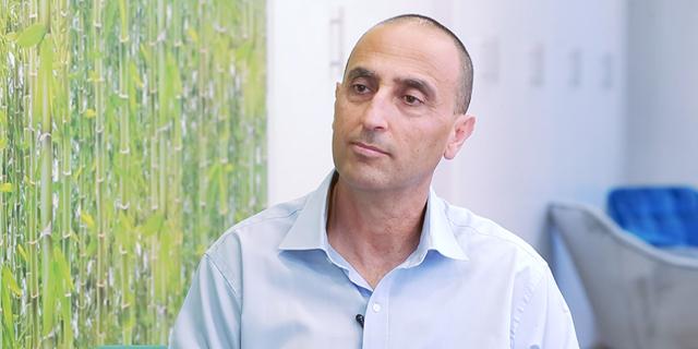 Eldad Shemesh, CardiacSense CEO. Photo: Orel Cohen