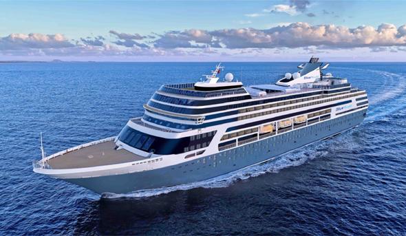 ספינת התענוגות של Blue World Voyages
