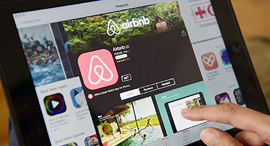 Airbnb השכרת דירות שכירות, צילום: איי אף פי
