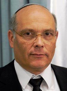 השופט מנחם פינקלשטיין