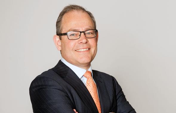 """אריק ריינבוט, נשיא חברת הנדל""""ן טאורוס, קרדיט: יח""""צ"""