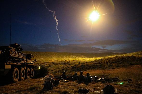 איזה סיכוי יש לכוח קומנדו מול מאות חיילים?