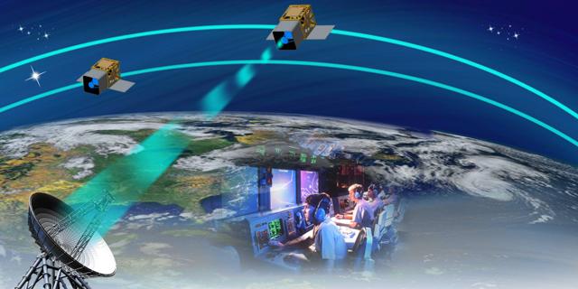 לראשונה לוויין ריגול של רפאל