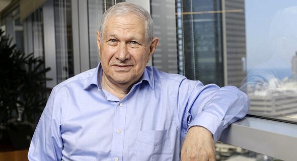 דוד ברודט יור בנק לאומי הפורש, צילום: עמית שעל