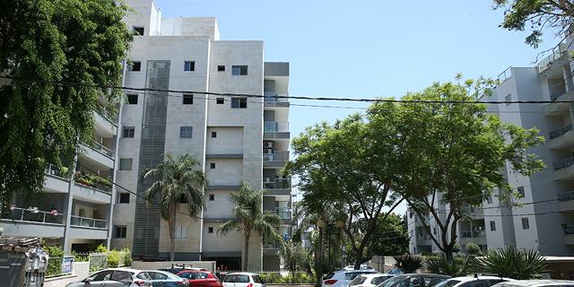 """המצטיינת של התחדשות עירונית: השכונה שבה כל בניין שלישי עבר תמ""""א 38"""