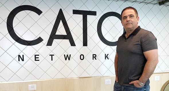 שלמה קרמר, Cato networks