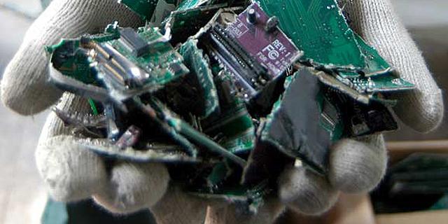 בפעם השנייה השנה: עלות מיחזור פסולת אלקטרונית מתייקרת