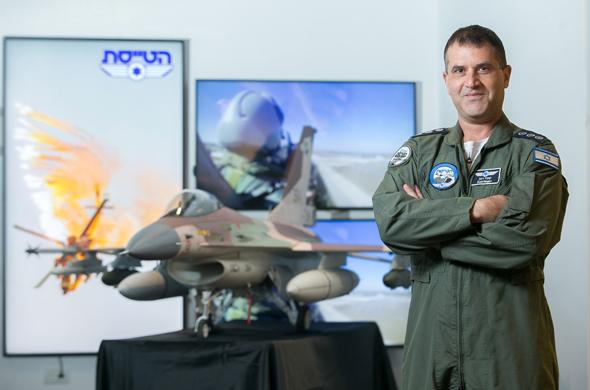 Colonel (ret.) Kobi Regev. Photo: Orel Cohen