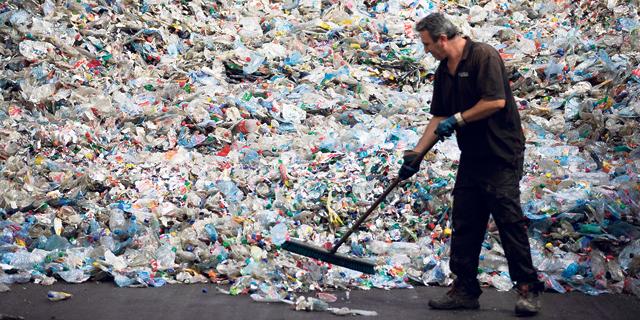 הסטארט–אפ שמצא פתרון חלקי לבעיית זיהום הפלסטיק