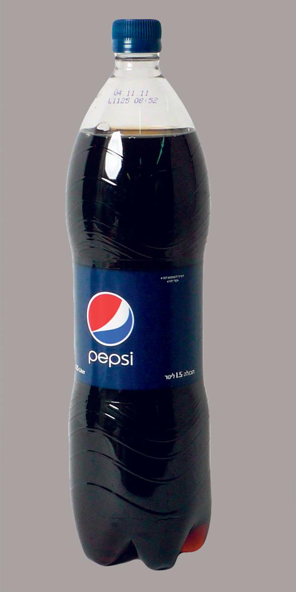 בקבוק של פפסי