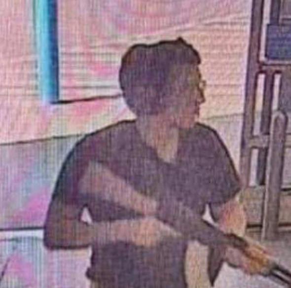 החשוד בירי