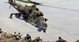 הקברניט MI24 מסוק קרב מסוקים, צילום: rostec