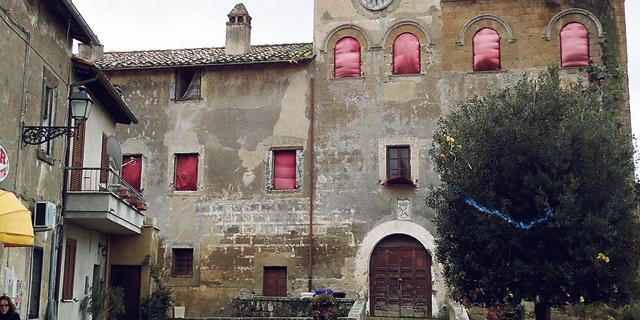 איטליה תמכור ארמונות ומנזרים כדי לכווץ את החוב הציבורי
